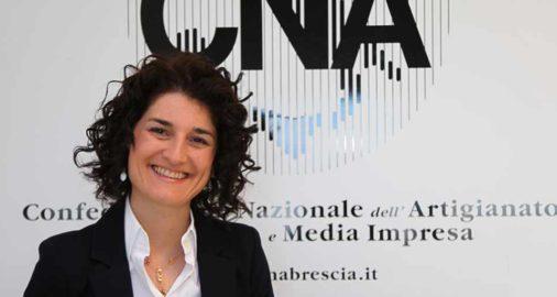 Eleonora Rigotti, nuovo Presidente CNA di Brescia