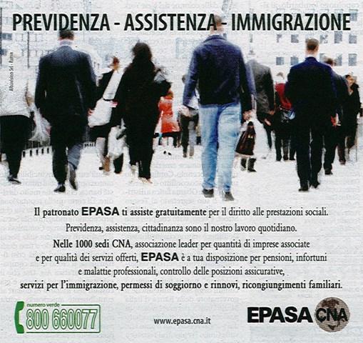 epsa previdenza assistenza immigrazione