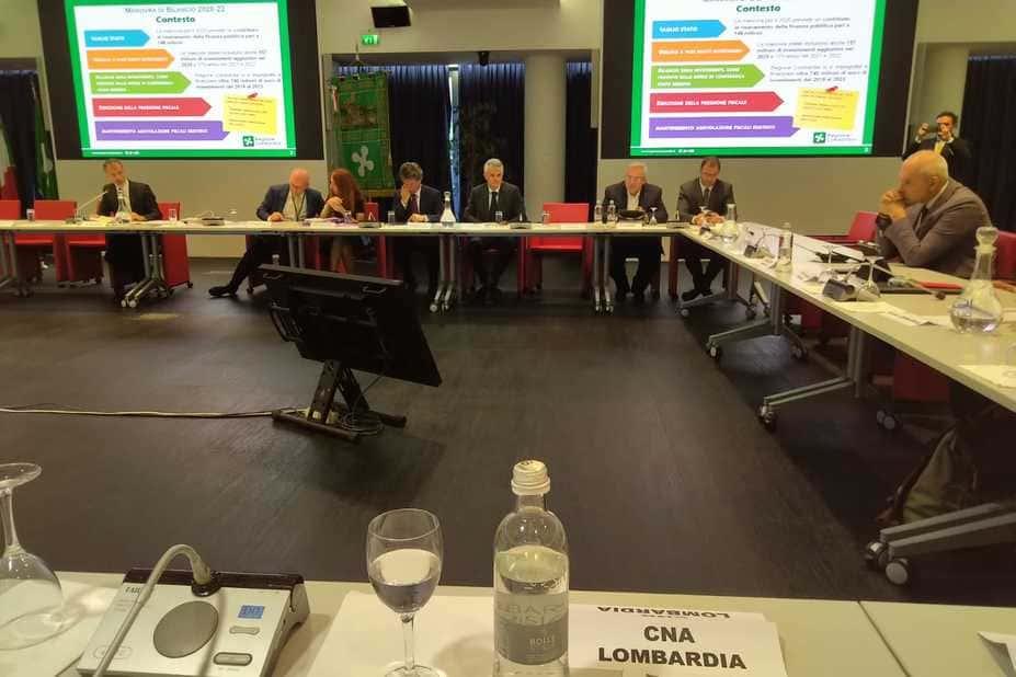 I contributi di CNA Lombardia al Patto per lo sviluppo