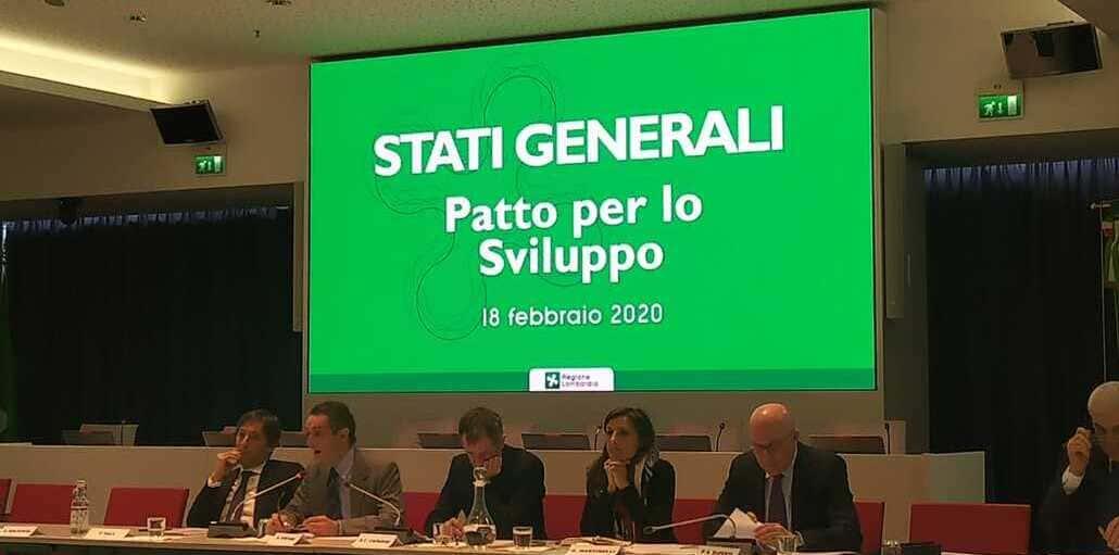 sviluppo nel bilancio di Regione Lombardia