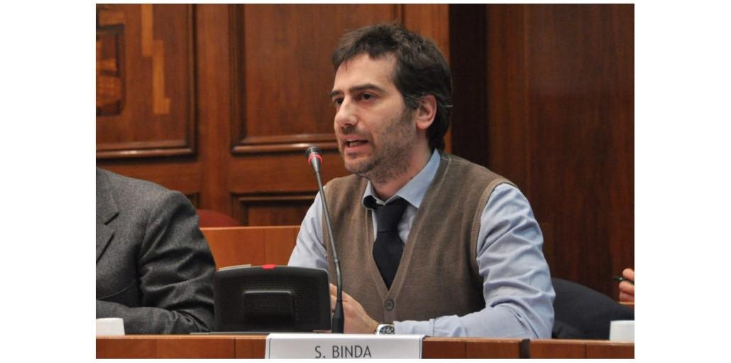 Stefano Binda - Segretario Generale CNA Lombardia