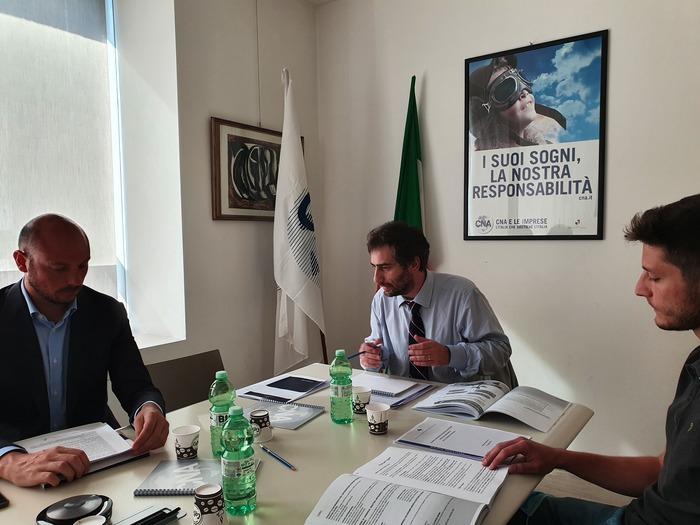 Incontro CNA Lombardia incontra Dario Violi