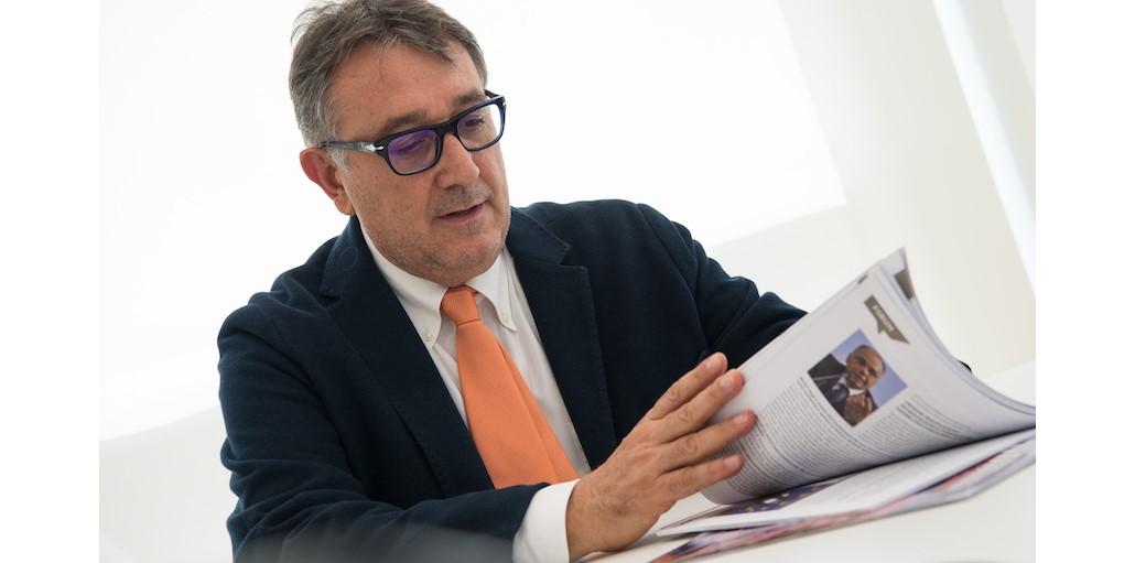 Patrizio ricci presidente nazionale CNA FITA