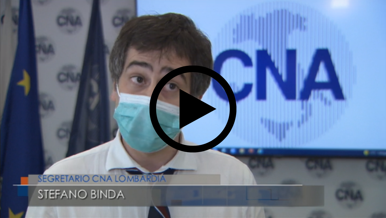 Stefano Binda - Intervista TGR Lombardia Stati Generali Patto per lo Sviluppo